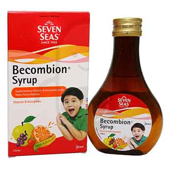 Becombion Syrup