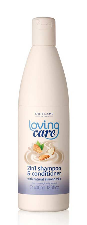 Merk Shampo Anak Yang Bagus Loving Care 2 and 1 shampo and conditioner