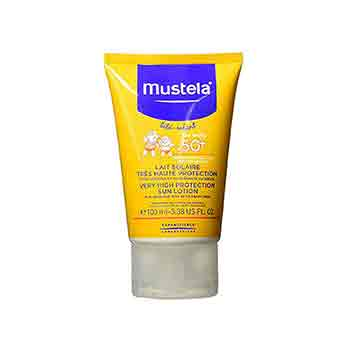 Mustela High Protection Sun Lotion