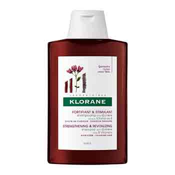 KLORANE Strengthening and Revitalizing Shampoo with Quinine and B Vitamins