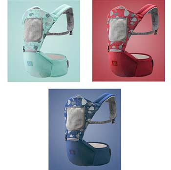 Aiebao Hipseat Baby Carrier
